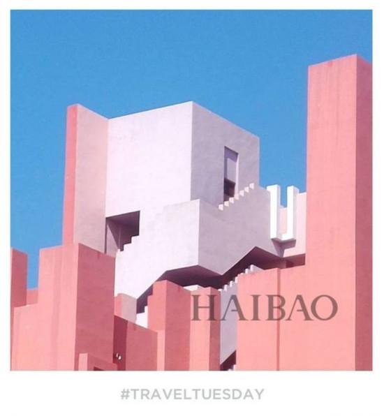 让粉色控疯狂的5个景点之二:阿利坎特,西班牙(Alicante, Spain)