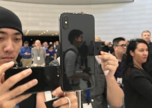 正版iPhone X背部