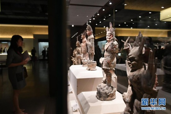 第二届丝绸之路(敦煌)国际文化博览会文化年展开展
