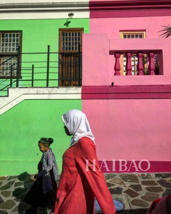 让粉色控疯狂的5个景点之三:开普敦,南非(Cape Town, South Africa)