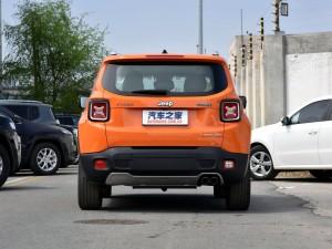 广汽菲克Jeep 自由侠 2017款 180T 自动智能版