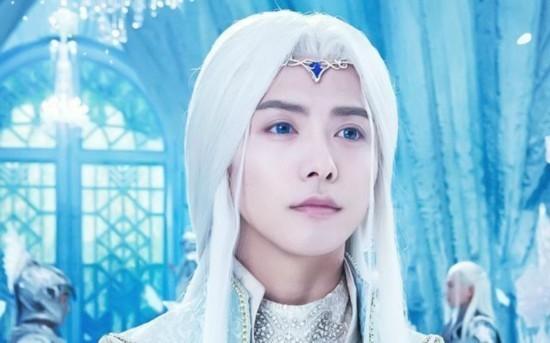 马天宇胡歌赵又廷霍建华高伟光 最美的仙界男子竟是他!