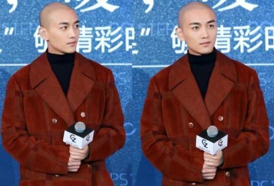 《那年花开月正圆》男演员剃光头 到底谁最帅?