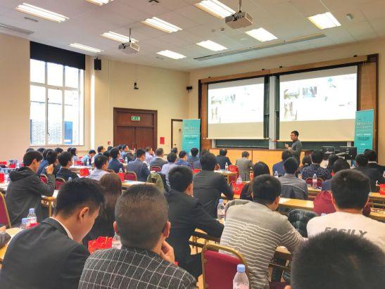 光谷3551国际创新创业大赛分赛区选拔赛英国首战告捷