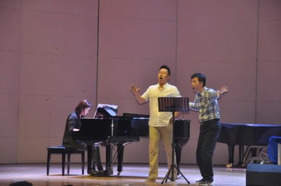 上海音乐学院专家大师课走进宁夏大学