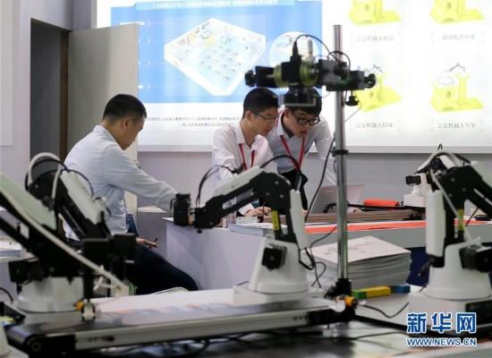 """(教育)(4)上海国际教育装备展:""""未来课堂""""抢先看"""