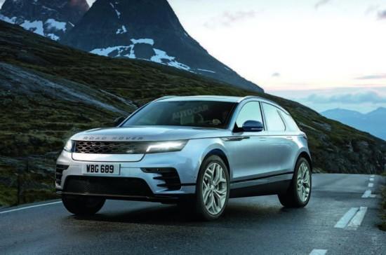 路虎将推Road Rover新系列 首款车2019年发布