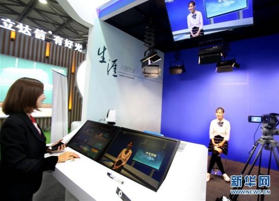 """(教育)(3)上海国际教育装备展:""""未来课堂""""抢先看"""