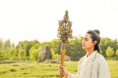 《大话西游之爱你一万年》将播 尹正黄子韬演唐僧至尊宝