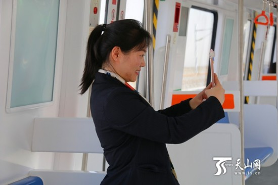 新疆频道 要闻    乌鲁木齐地铁1号线线路长约27.