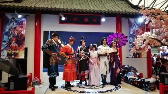 中国动漫迎来历史机遇期 柏言映画等ip上游企业发力泛图片
