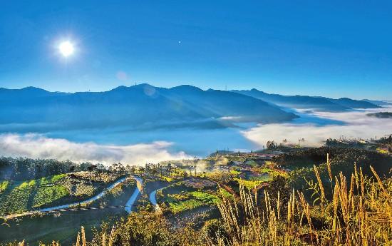 玉溪高鲁山:身边最美的风景
