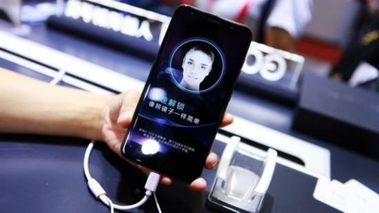 聚焦人脸识别 国美手机GOME S1震撼首发
