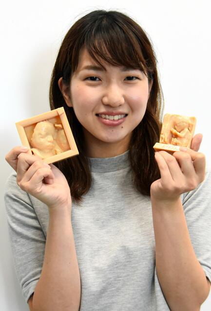 胎儿立体模型令准妈妈爱不释手!日本医院瞄准3D打印技术