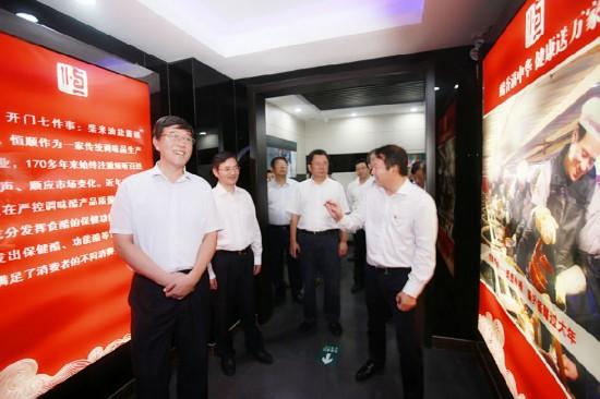 淮安党政代表团赴镇江泰州考察 加强交流合作