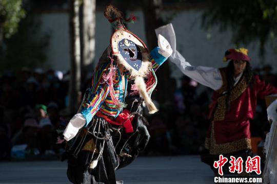 西藏文化项目建设五年间投入26亿余元