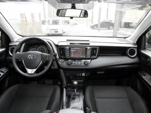 一汽丰田 RAV4荣放 2016款 2.0L CVT两驱风尚版