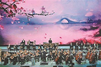 南京森林音乐会开幕 为观众带来音乐盛宴