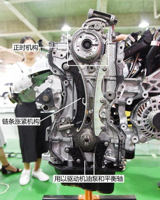 广汽三菱欧蓝德;三菱mivec发动机;三菱发动机图片