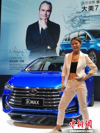 国内外百余品牌及车型参展深圳国际车展