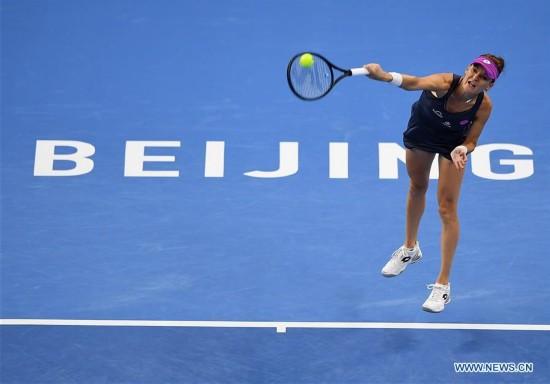 (SP)CHINA-BEIJING-TENNIS-CHINA OPEN
