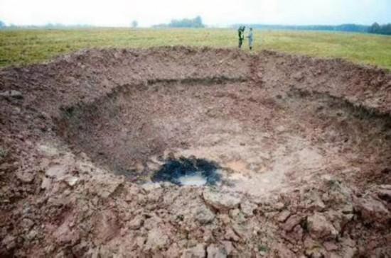 中国地震台 云南小行星撞击相当于2.1级地震图片
