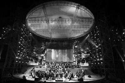 南京森林音乐会闭幕 一场音乐会阅尽好莱坞