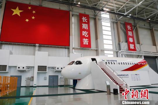 """九年孵化三大型号中国""""大飞机梦""""方启(图)"""