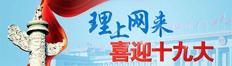 【理上网来?喜迎十九大】推进中国特色社会主义在新时期的全面发展