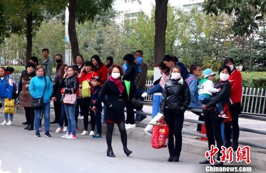 寒潮侵袭青海省大部地区多地发布寒潮黄色预警