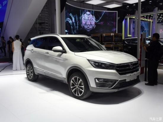 汉腾汽车 汉腾X5 2017款 1.5T CVT豪华型
