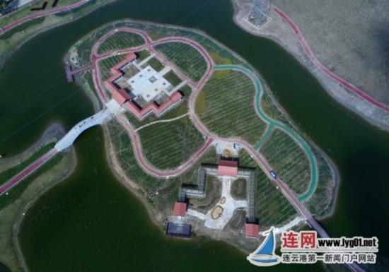 连云港伊甸园景区景色迷人 令游客留连忘返