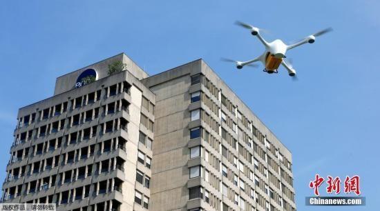 外媒:中国游客在罗马放飞无人机 或将承担刑责