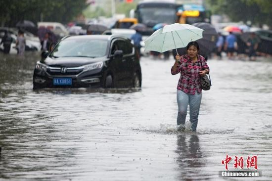 十月一日以来降雨致湖北等6省81县市278万人受灾