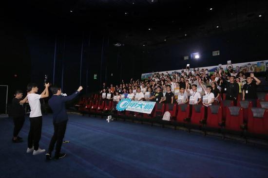 《机甲大师》动画点映燃爆现场,10月13日中日同步放送 业内 第2张