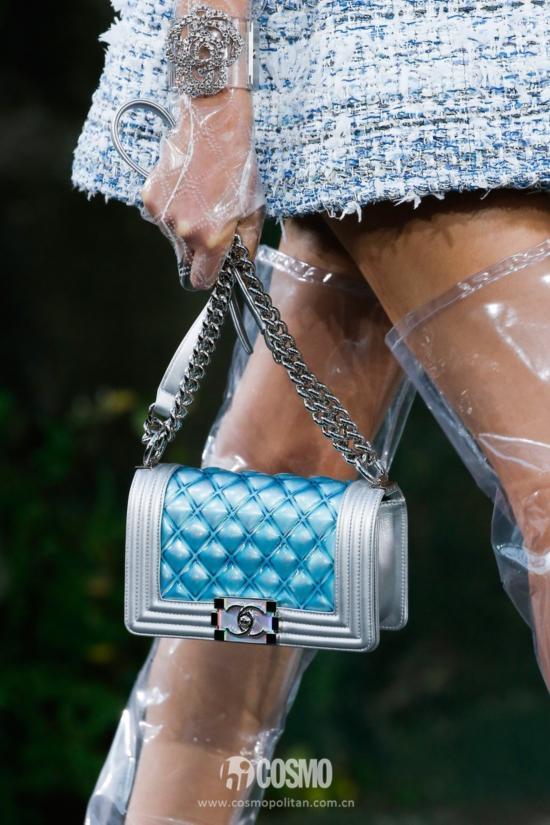 Chanel 2018春夏系列