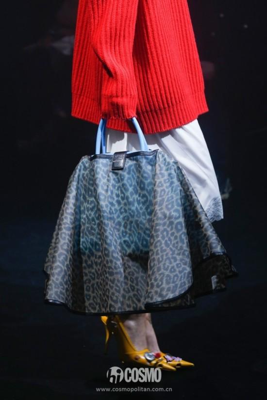 Balenciaga 2018春夏系列