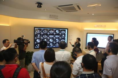 海信医疗携手一脉阳光 打造国内领先数字影像中心