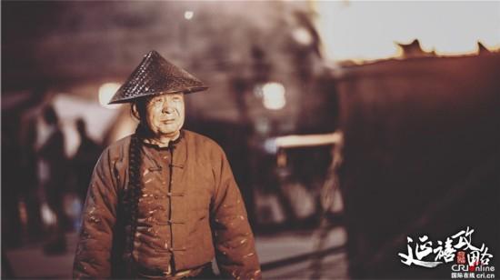 """《延禧攻略》曝""""打树花""""剧照 近距离感受非遗文化【6】"""