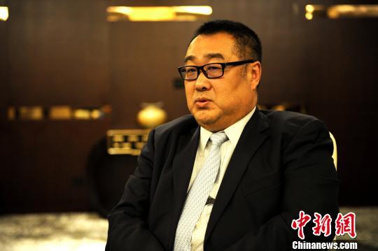 中哈合拍电影《音乐家》出品人沈健:让世界爱上中国
