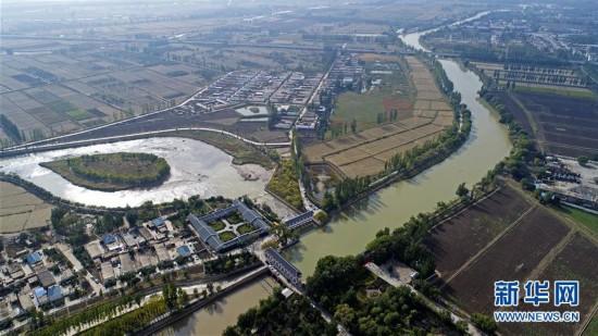 宁夏引黄古灌区被列入世界灌溉工程遗产名录