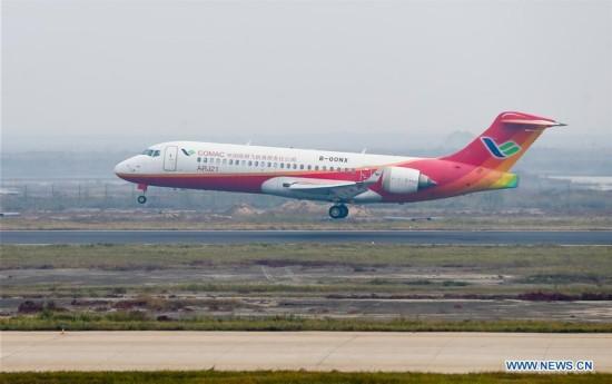 CHINA-DONGYING-NAVIGATION SYSTEM-TEST FLIGHT(CN)