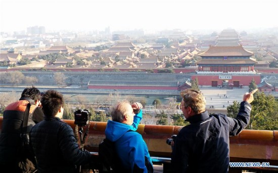 Photo story: Beijing witnesses great change in past five years