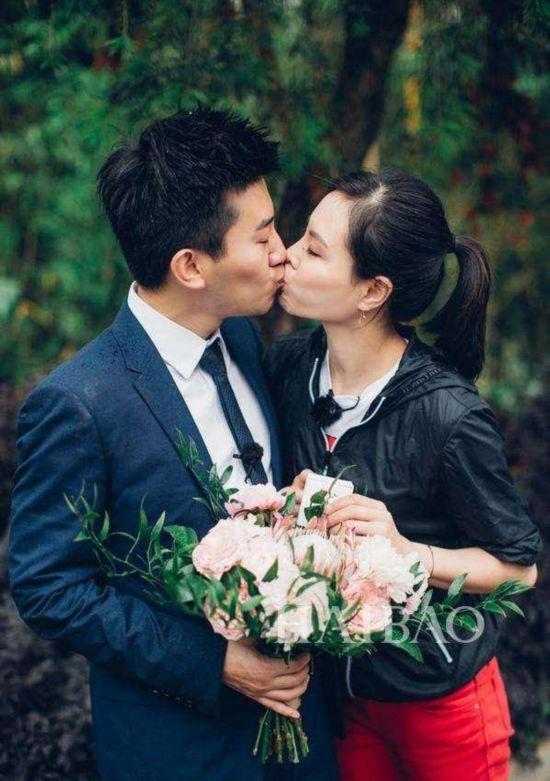 吴敏霞上海办婚礼 好友齐聚堪比体坛大咖聚会