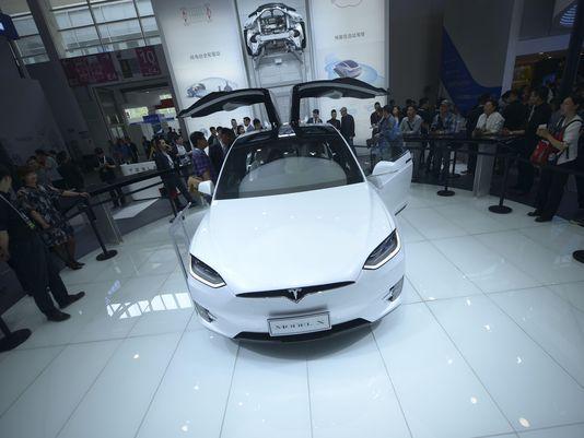 特斯拉全球召回1.1万辆Model X 后排座椅故障