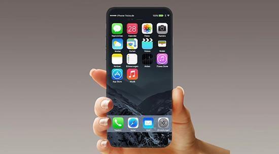 外媒:无边框智能手机也有硬伤 屏幕易出现裂缝