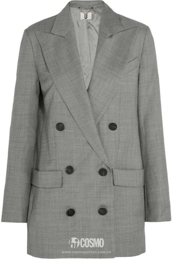 外套来自Topshop Unique 售价3039元 可从英国NET-A-PORTER购买