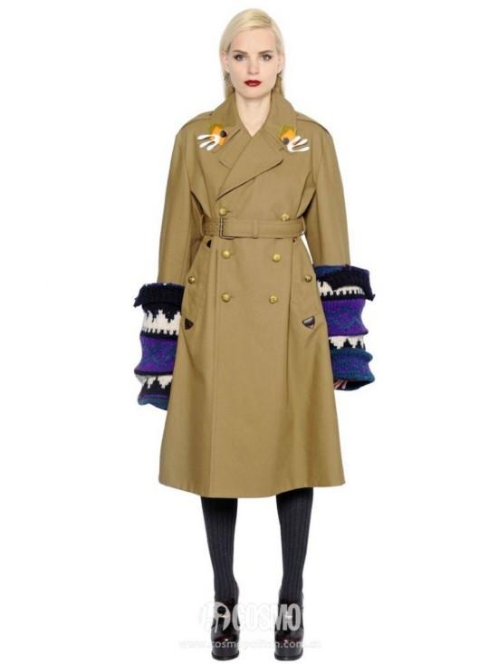 外套来自MAISON MARGIELA 售价15037元 可从意大利Luisaviaroma购买
