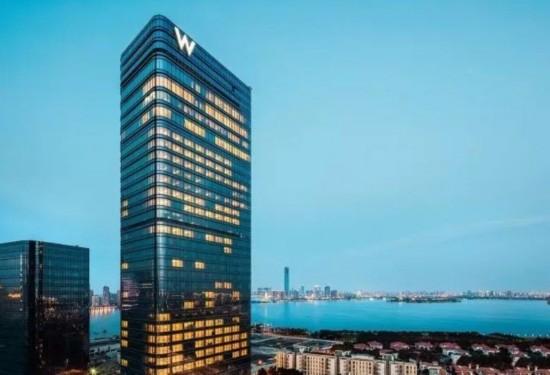 金鸡湖边再添城市地标――金螳螂完工传奇品牌W酒店