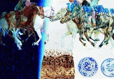 """第七届中国北京国际美术双年展:""""丝路精神""""的艺术引力"""